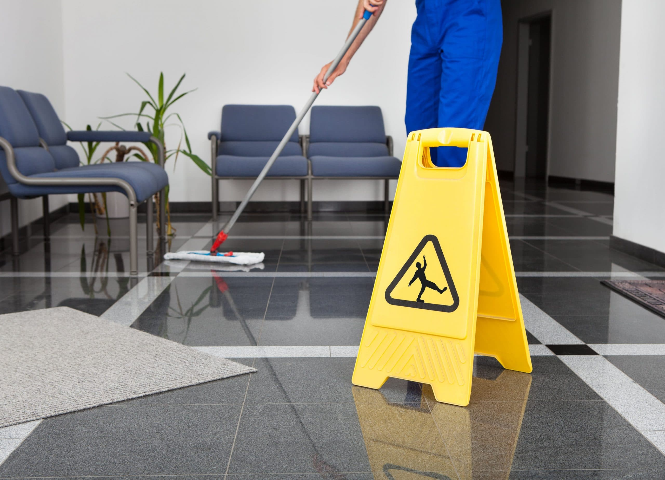 Atom Cleaners COMMERCIAL CLEANING 1