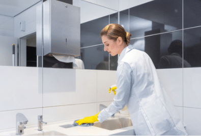 Atom Cleaners COMMERCIAL CLEANING 3