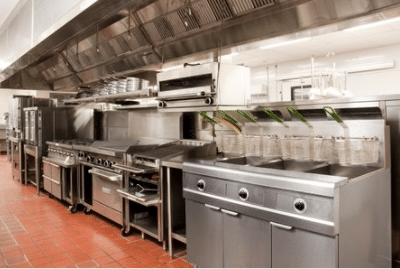 Atom Cleaners COMMERCIAL KITCHEN