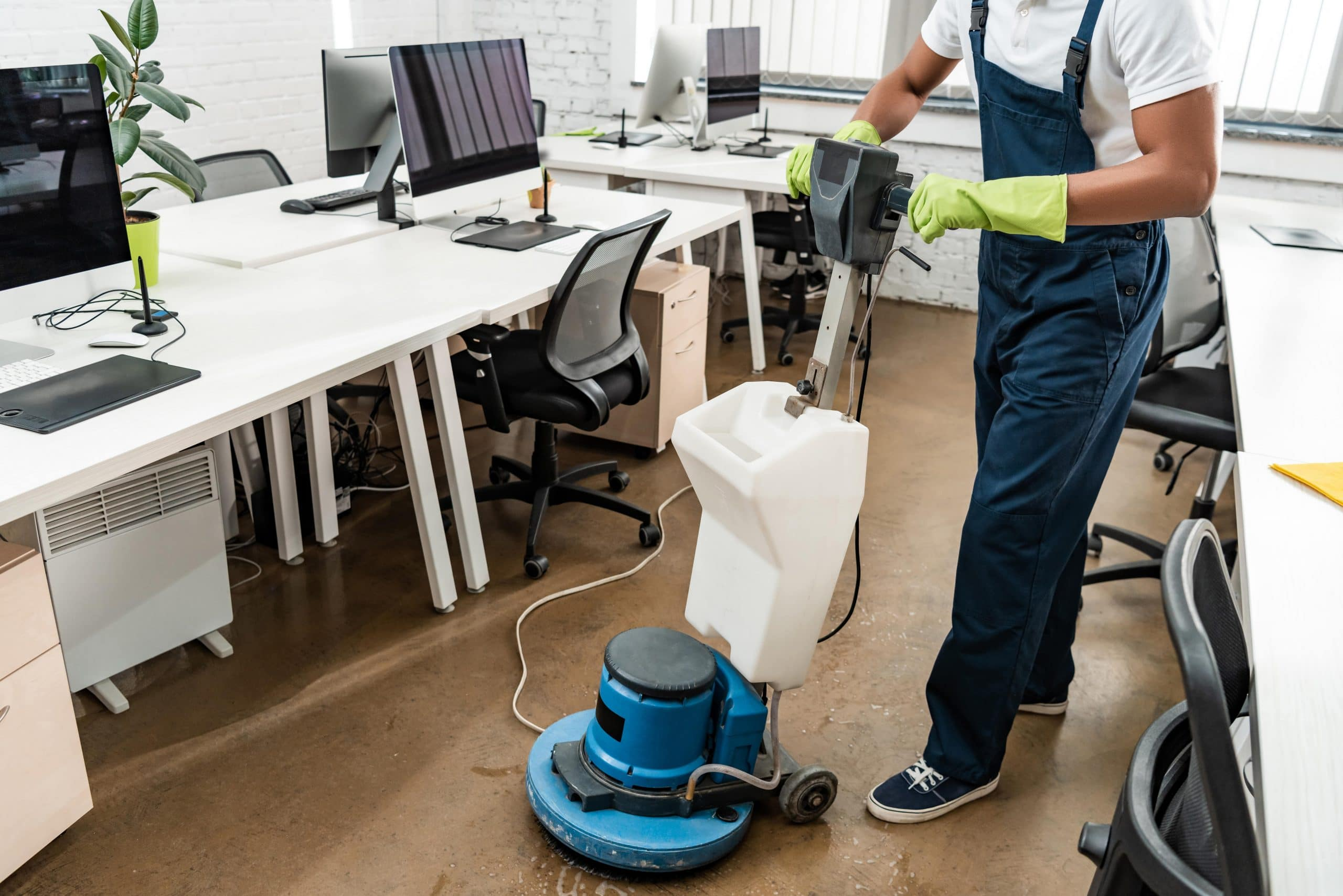 Atom Cleaners Office cleanning 1