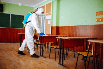 Atom Cleaners School Cleaning
