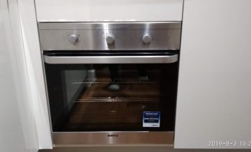 Oven replaced